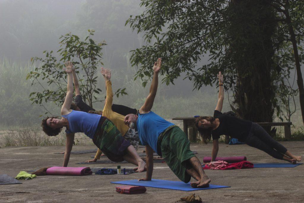 Wakacje z jogą - Tajlandia