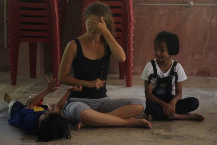 Medytacja dla dzieci