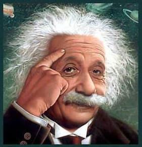 Rytuał musi być satysfakcjonujący intelektualnie - Albert Einstein musi go rozumieć