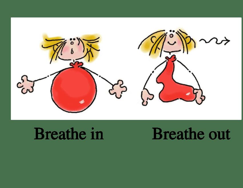 Stres w szkole - spróbuj głębokiego oddychania