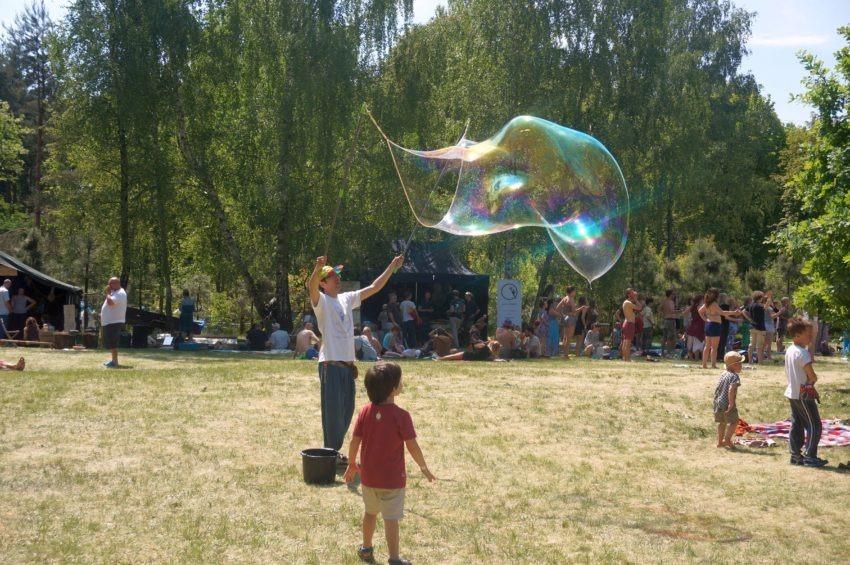 Festiwal Wibracje - rodzinna atmosfera