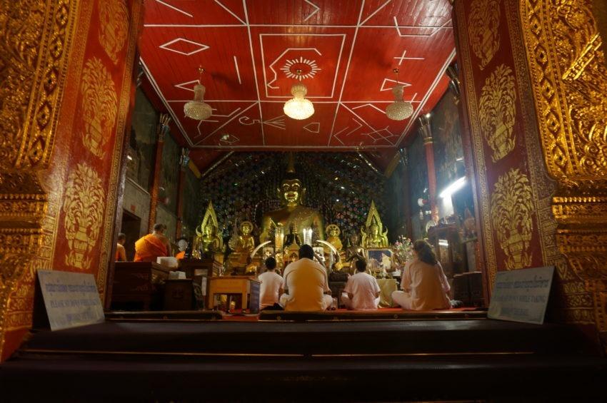 Medytacja z mnichami