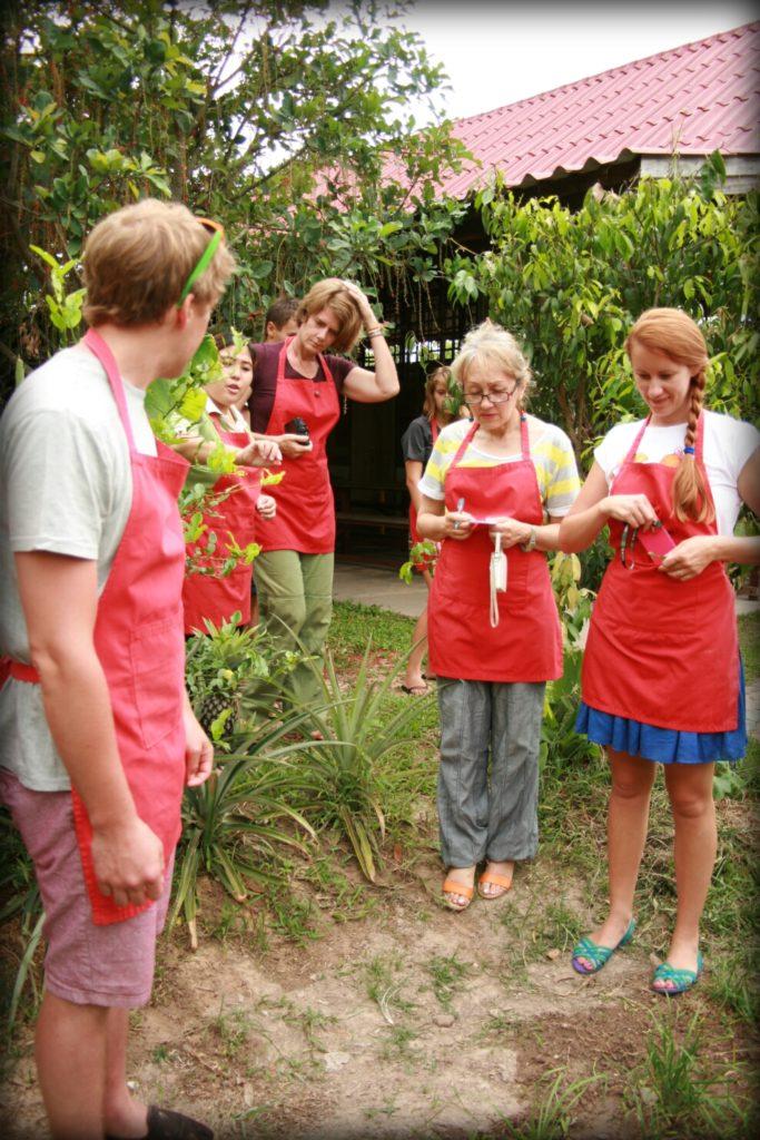 Kurs gotowania w Chiang Mai