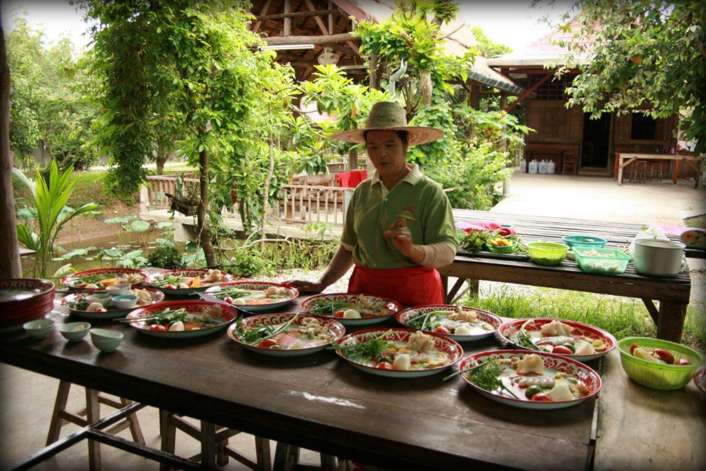 Kurs gotowania w Tajlandii