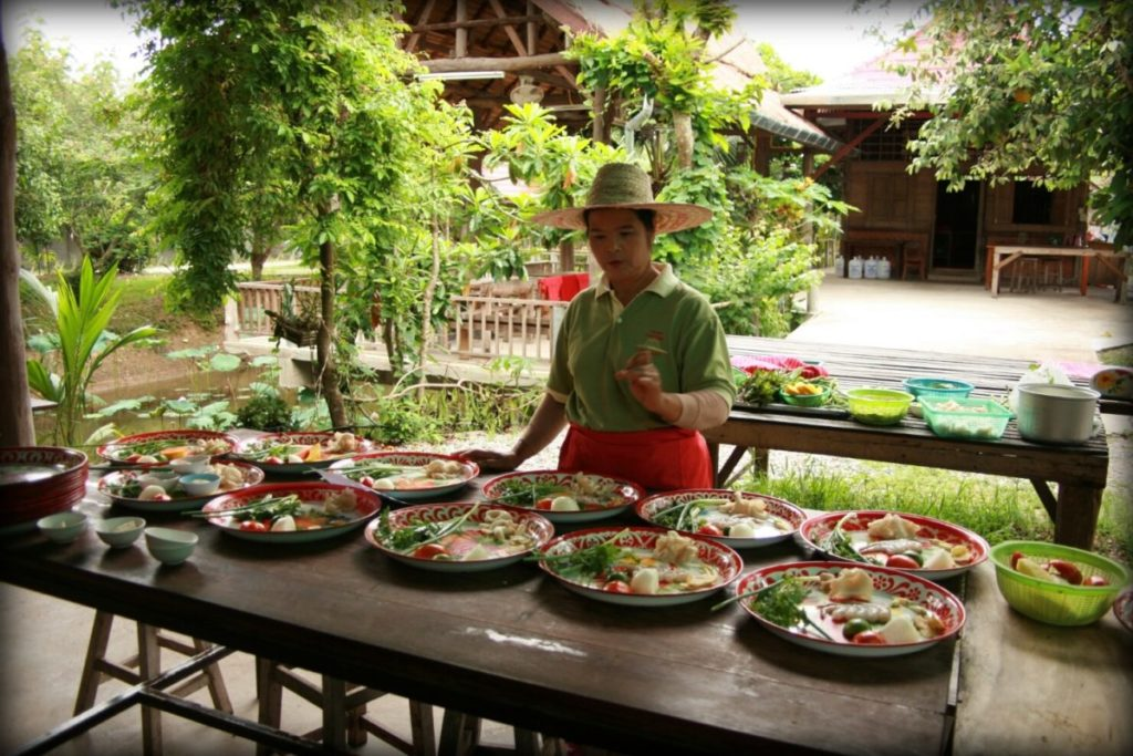 Jakie pamiątki z Tajlandii - tajska włoszczyzna