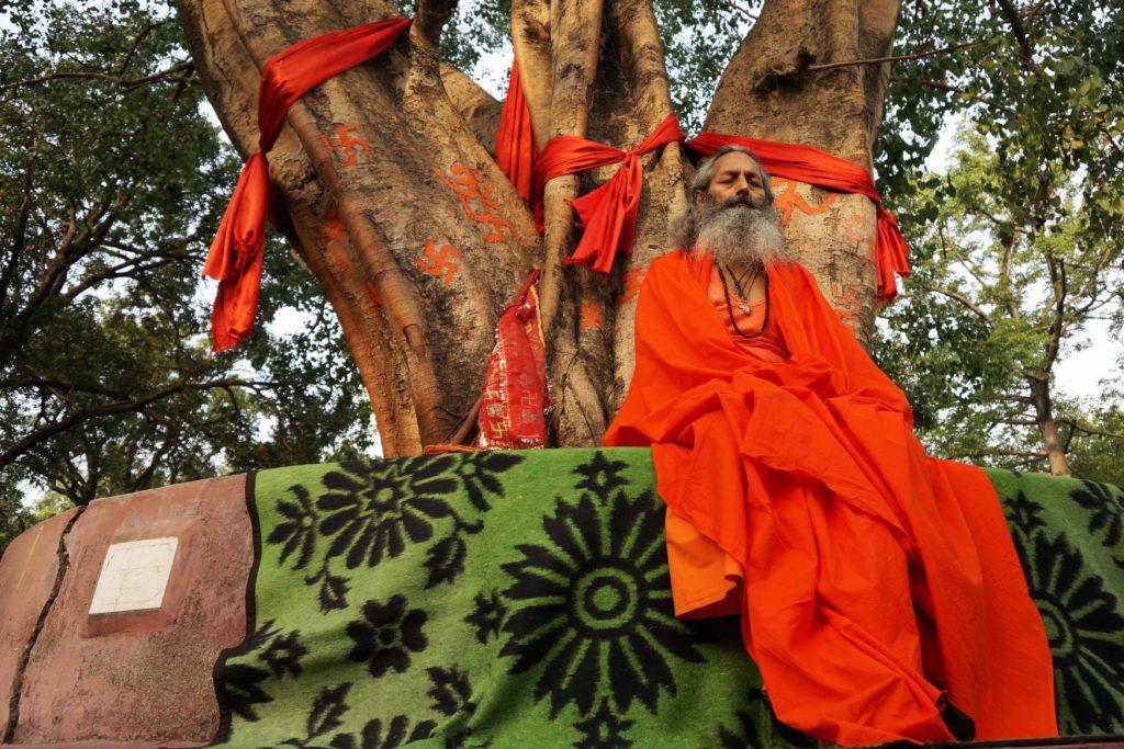 3 najlepsze kierunki podróży dla joginów - Indie