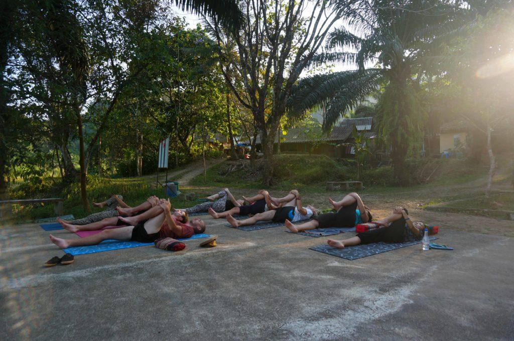 Yin Joga najlepsza na elastyczność stawów