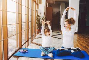 Rezerwacja - baby yoga, joga indywidualnie @ Warszawa | mazowieckie | Polska