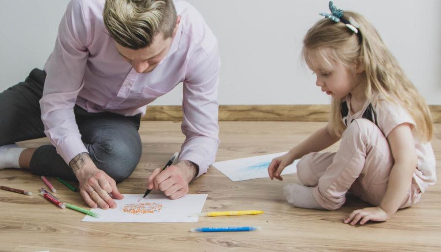Jak rozwijać osobowość? Ucz się kreatywności od dzieci, o tak…