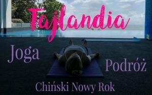 Wyjazdy z jogą, wakacje z jogą, przygoda z jogą w Tajlandii, Chiński Nowy Rok w Bangkoku