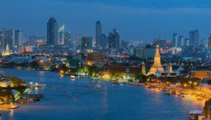 Przygoda z jogą - Bangkok