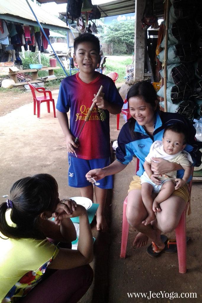 dzieci w Azji i choroby cywilizacyjne