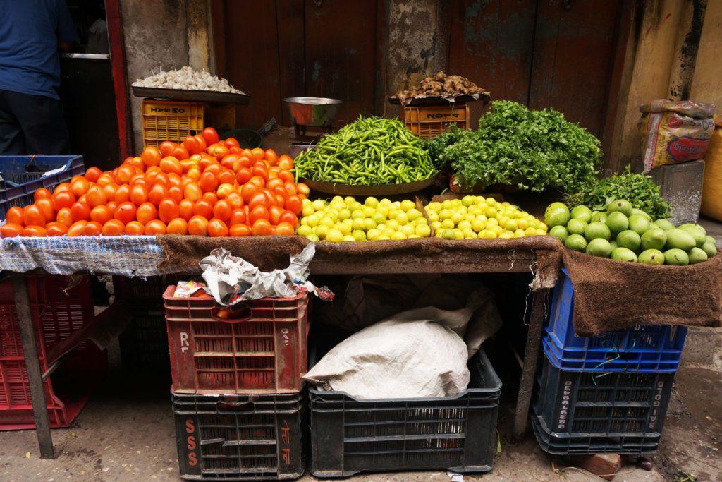 Jak ugotować warzywa na parze będąc zakochanym i przeżyć