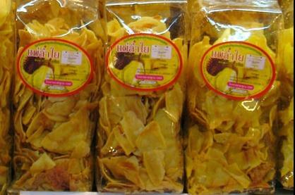 Jakie pamiątki z Tajlandii - durian