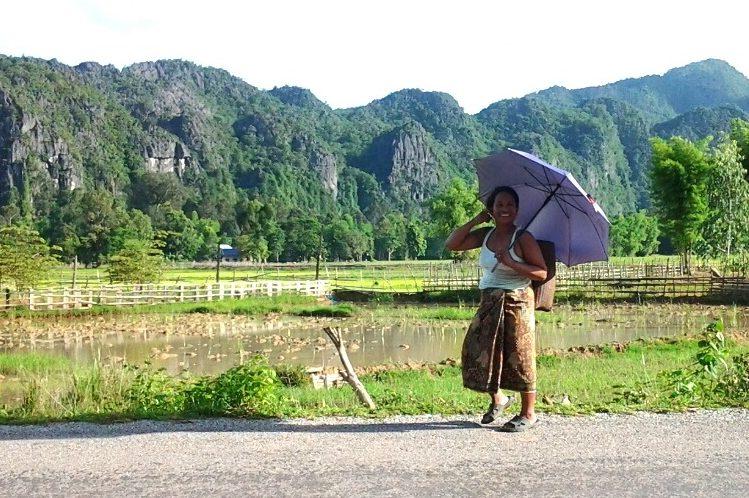 Jakie pamiątki z Tajlandii - tradycyjna tajska spódnica