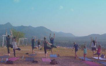 Wyjazdy z jogą