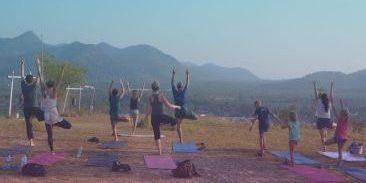 Joga i AJurweda na Sri Lance